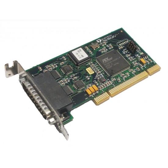 QUATECH used PCI κάρτα, σε 25-pin Σειριακή (δύο κανάλια)