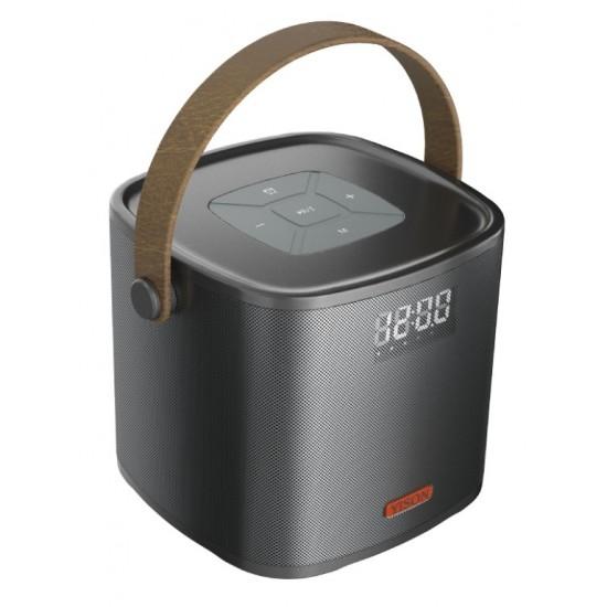 YISON φορητό ηχείο Hanker H5, 10W, Bluetooth 5.0, 4000mAh, γκρι