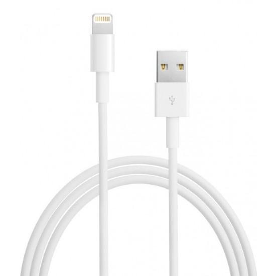 APPLE Καλώδιο USB σε Lightning MQUE2ZM-A, 1m, λευκό